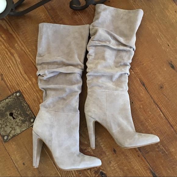 db0d6dec51e Steve Madden Carrie Slouchy, Knee High Boots